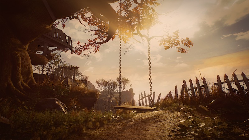 Ian Dallas What Remains Of Edith Finch