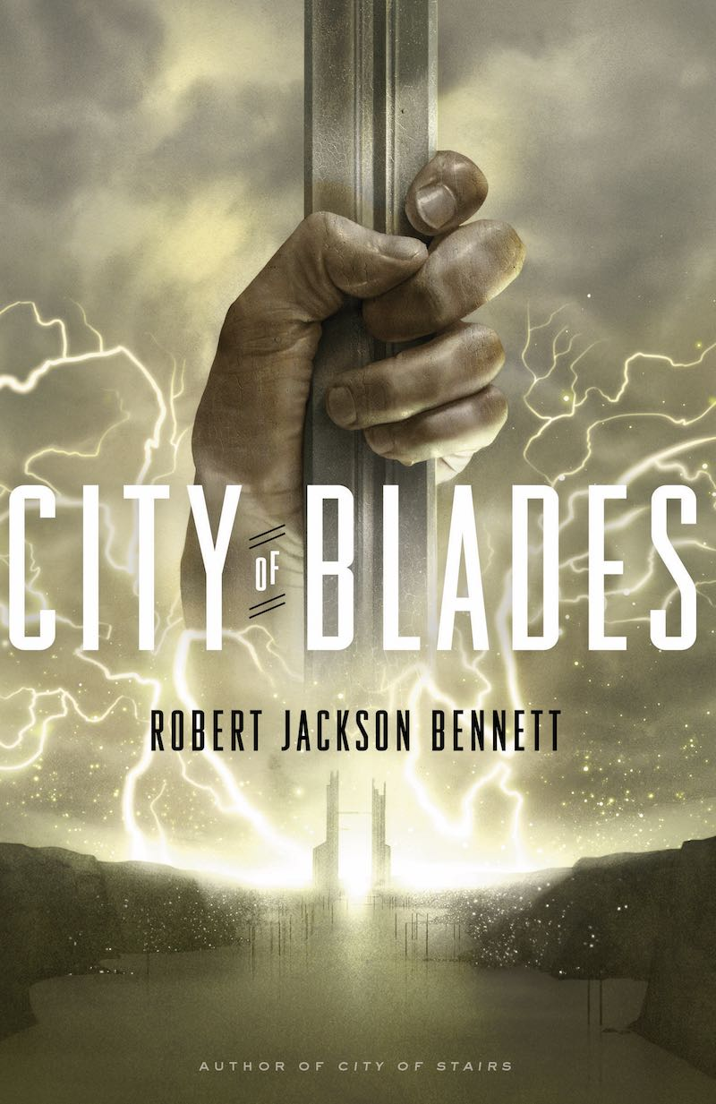 Robert Jackson Bennett City Of Miracles City Of Blades City Of Stairs