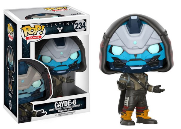 Funko Destiny POP!