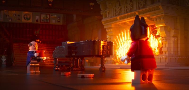 The LEGO Batman Movie Blu-ray DVD