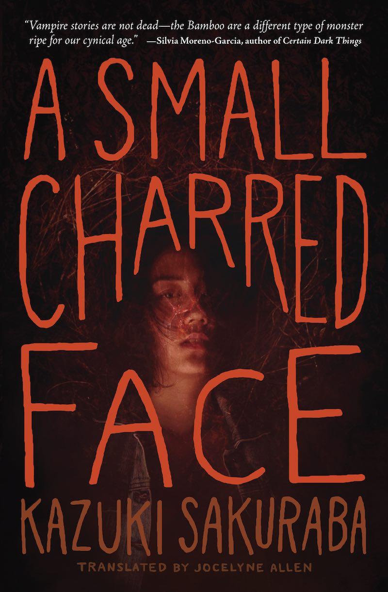 Kazuki Sakuraba A Small Charred Face