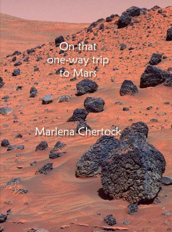 Marlena Chertock Crumb-sized