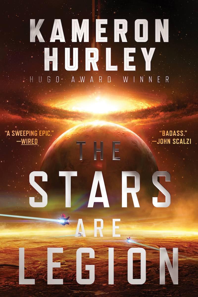 Kameron Hurley The Stars Are Legion Gods War Apocalypse Nyx