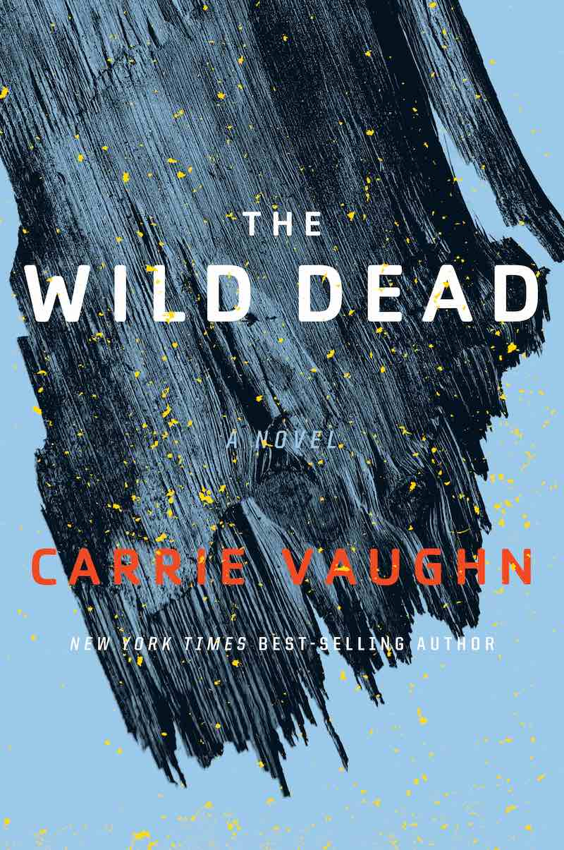Carrie Vaughn Martians Abroad The Wild Dead