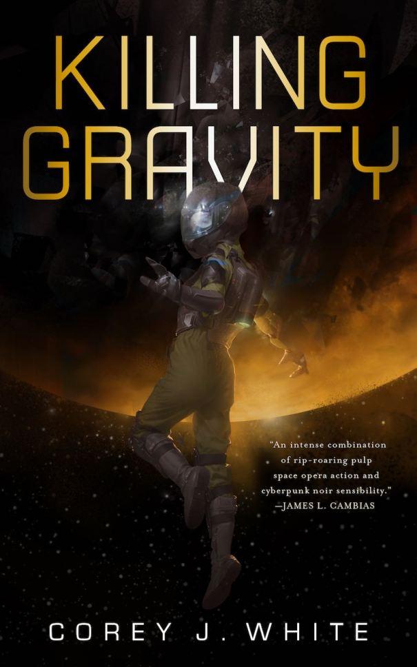 Corey J White Killing Gravity VoidWitch Saga Void Black Shadow