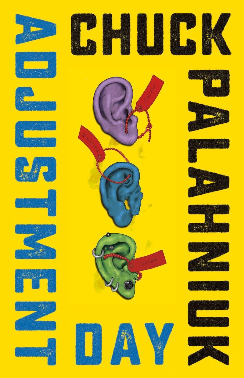 Chuck Palahniuk Adjustment Day
