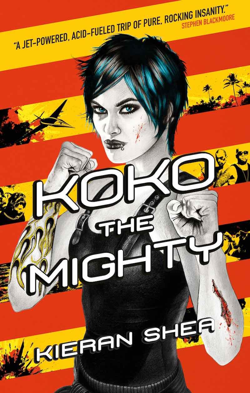 Kieran Shae Koko Martstellar Koko Takes A Holiday Koko The Mighty Koko Uncaged