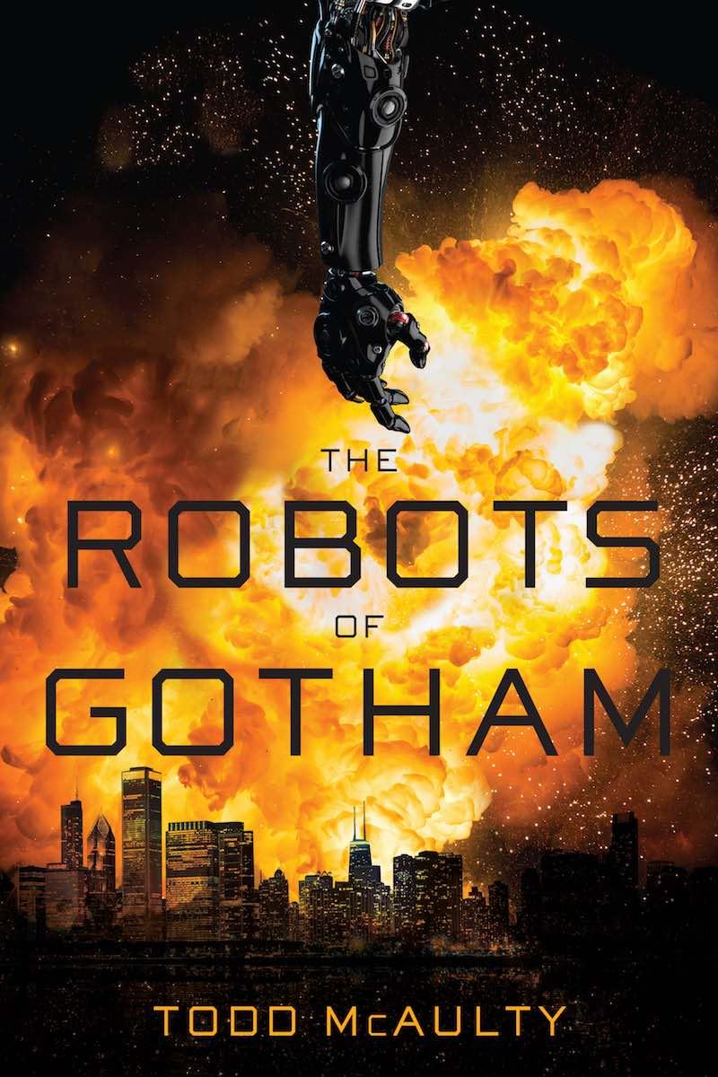 Todd McAulty The Robots Of Gotham