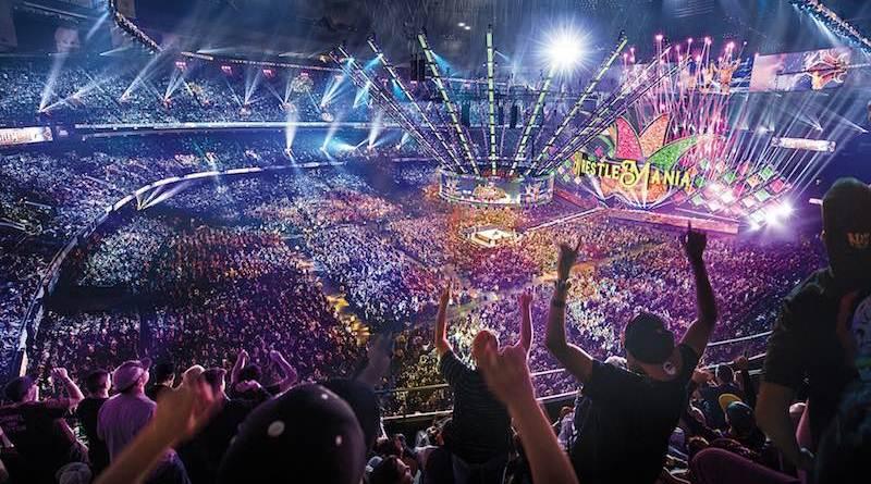 Jon Robinson WWE Creating The Mania