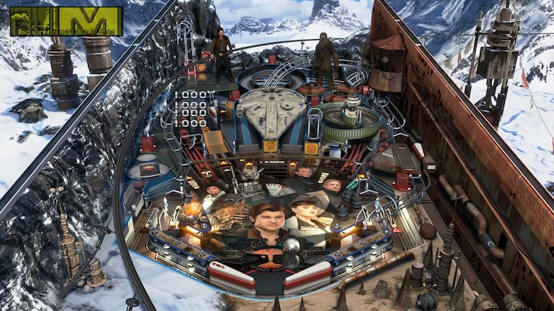 Star Wars Pinball Solo Pinball FX 3 Solo