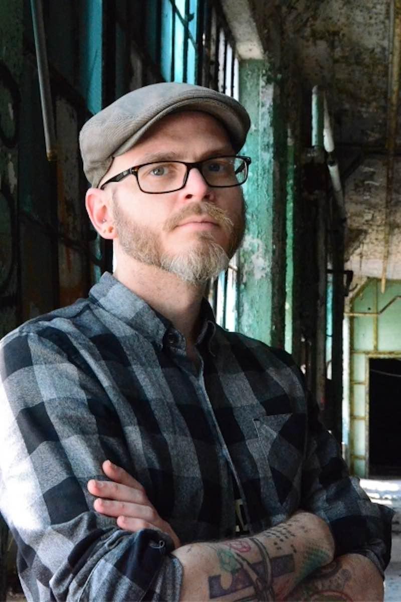 Corey J White VoidWitch Saga Killing Gravity Void Black Shadow Static Ruin