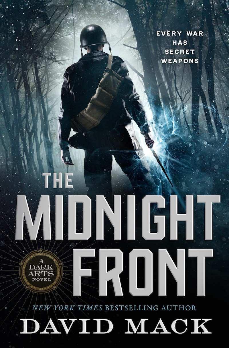 David Mack Dark Arts The Midnight Front The Iron Codex