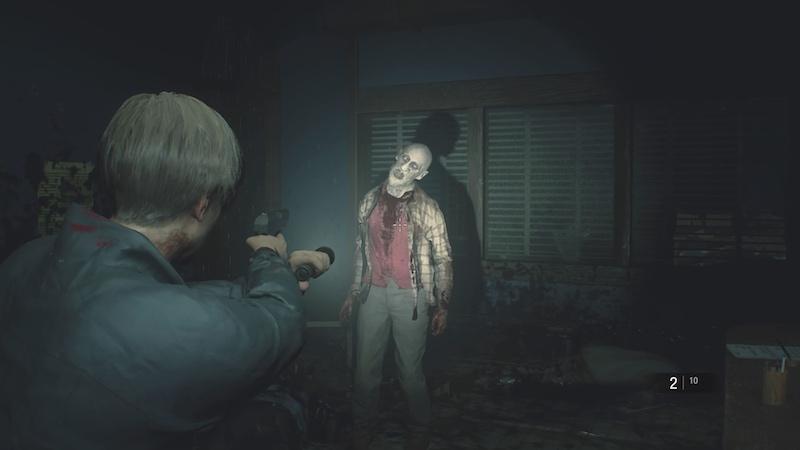 Resident Evil 2 (2019)