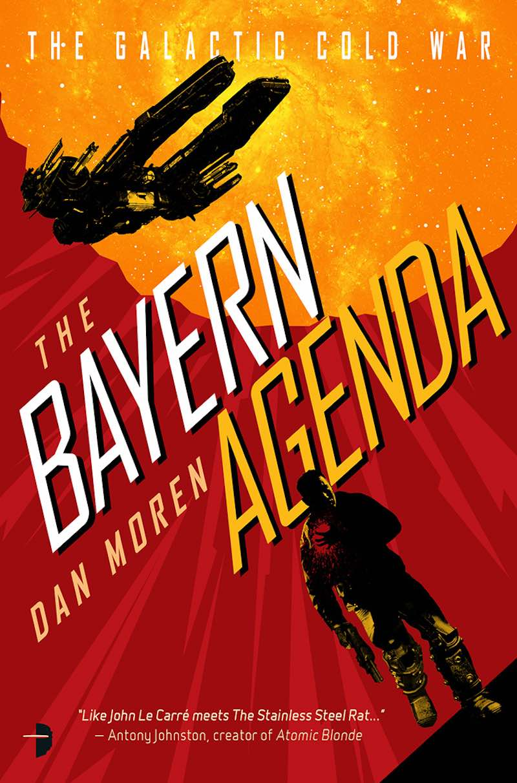Dan Moren The Bayern Agenda