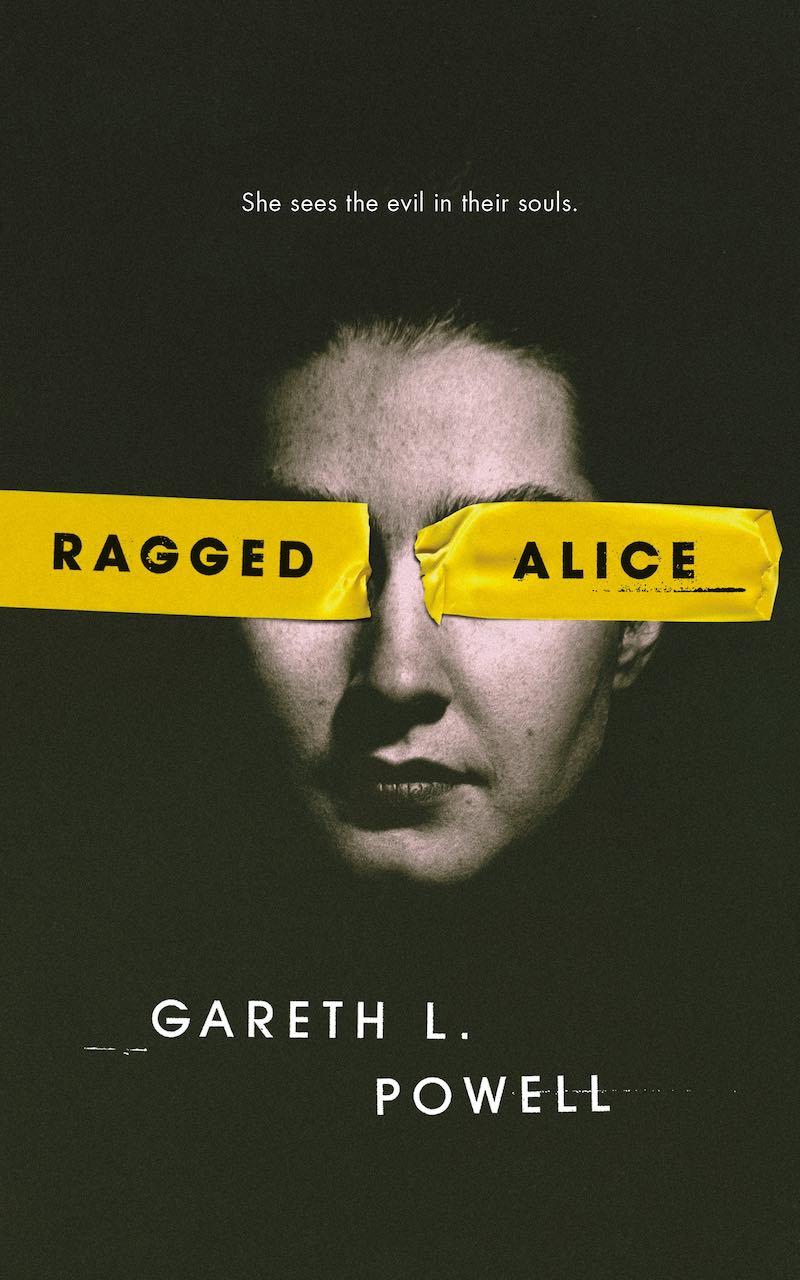 Gareth L. Powell Embers Of War Fleet Of Knives Ragged Alice