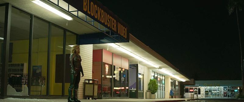 Captain Marvel Blu-ray 4K DVD