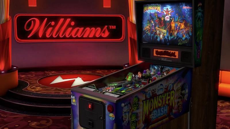 Williams Pinball Monster Pack Pinball FX3