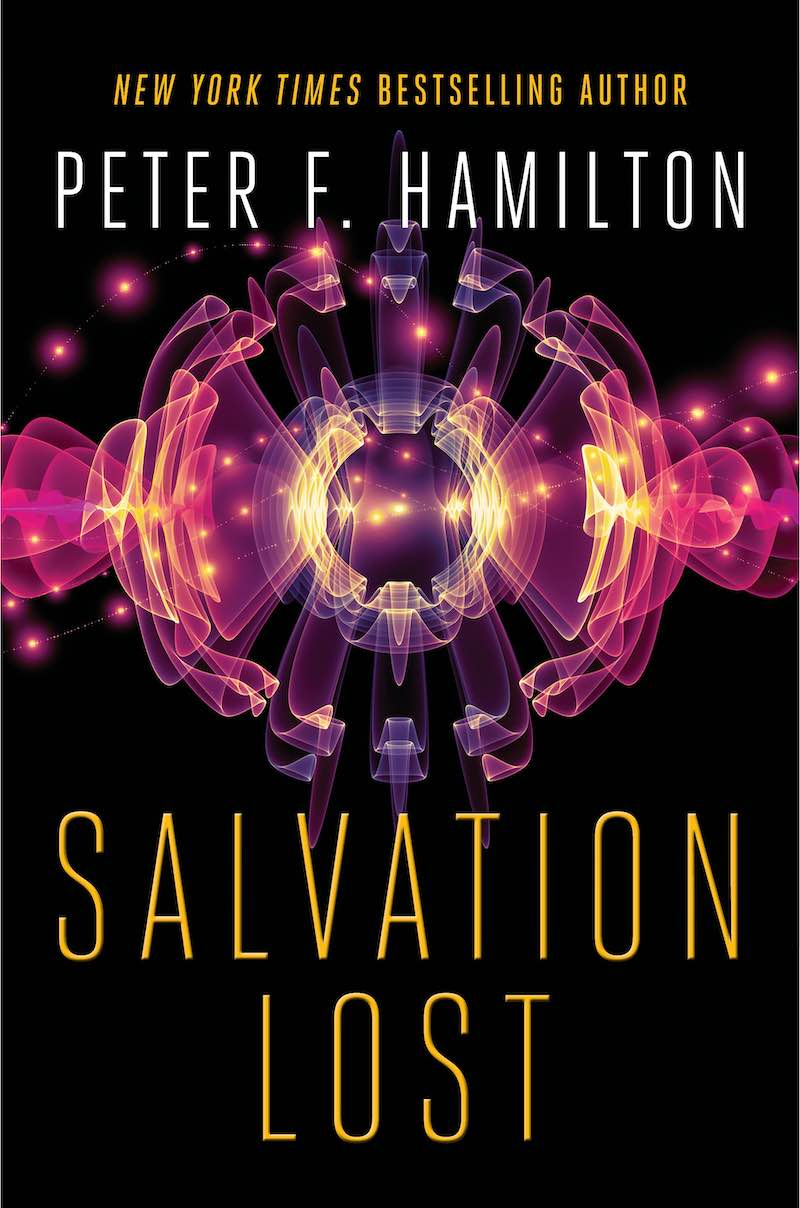 Peter F. Hamilton Salvation Lost