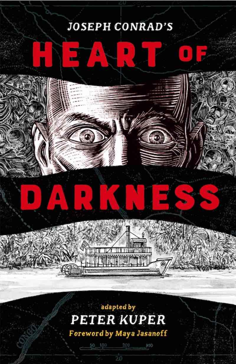 Peter Kuper Heart Of Darknes