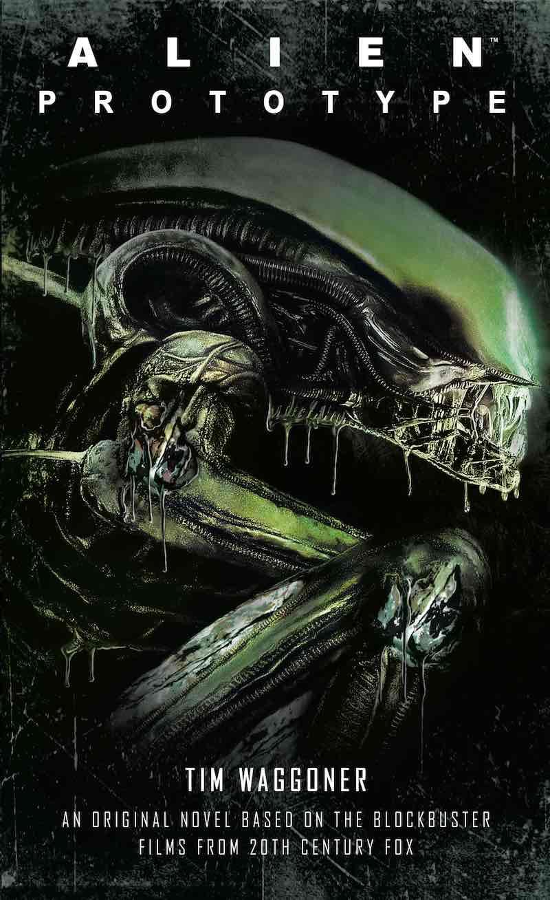 Tim Waggoner Alien Prototype