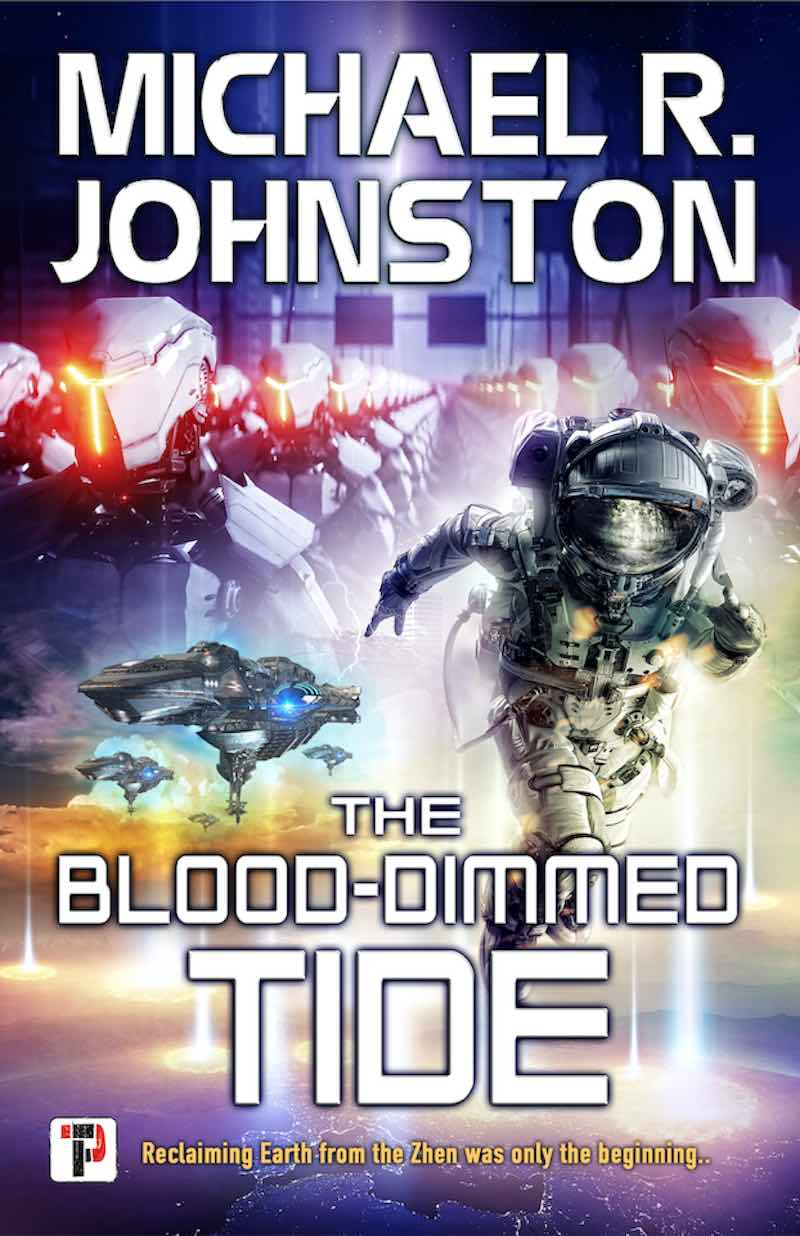 Michael R. Johnston The Blood-Dimmed Tide The Remembrance War The Widening Gyre