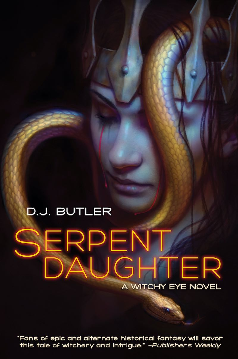 D.J. Butler Serpent Daughter Witchy War