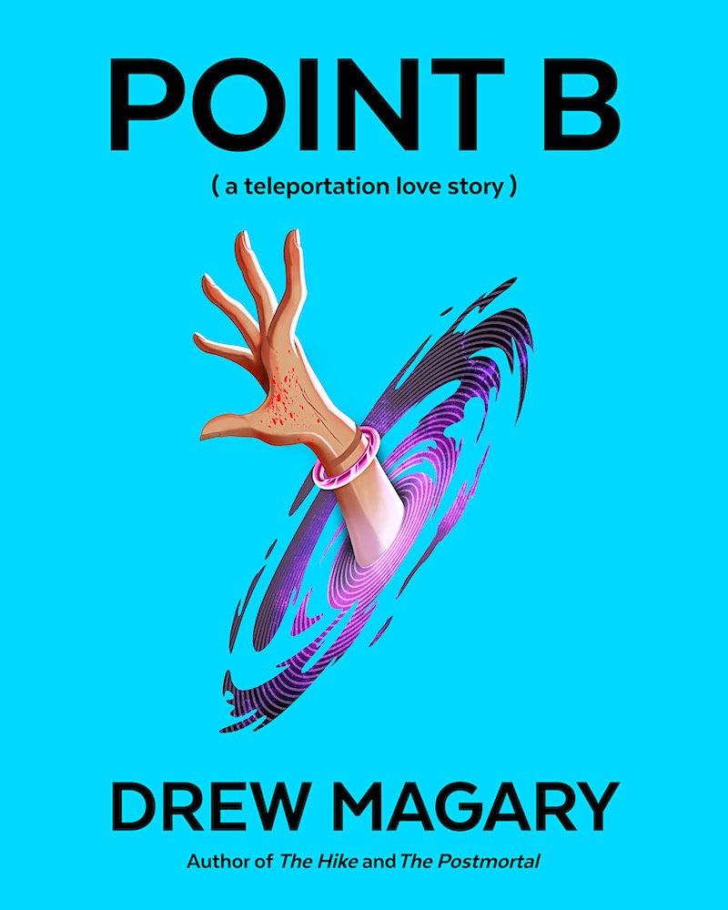 Drew Magary Point B