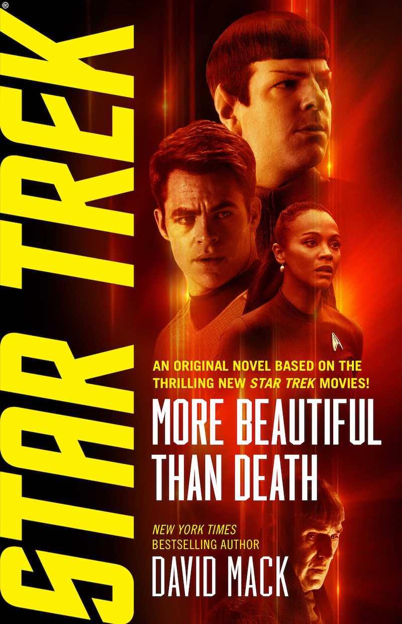 David Mack Star Trek More Beautiful Than Death