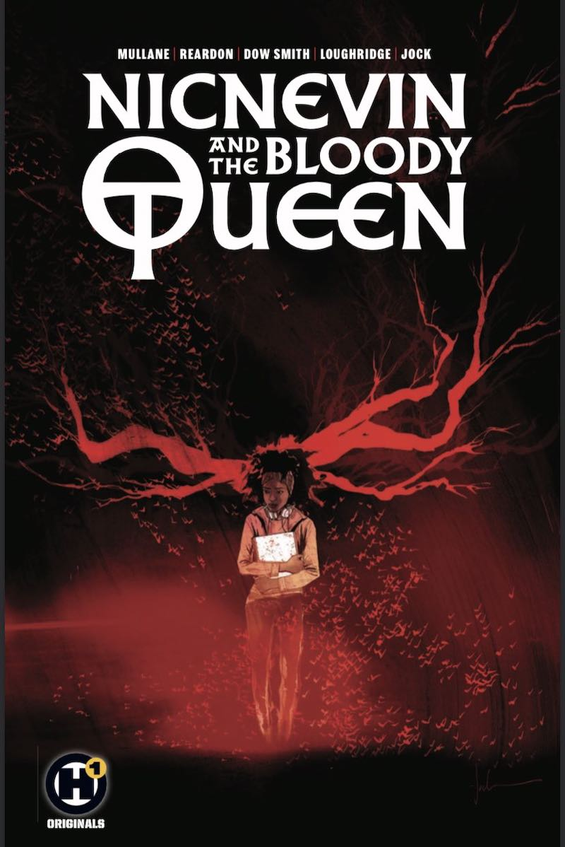 Helen Mullane Nicnevin And The Bloody Queen