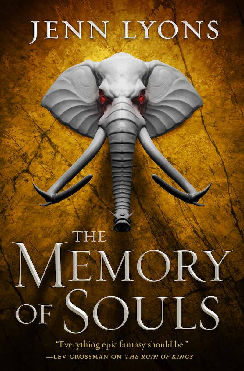 Jenn Lyons The Memory Of Souls A Chorus Of Dragons The Ruin Of Kings The Name Of All Things