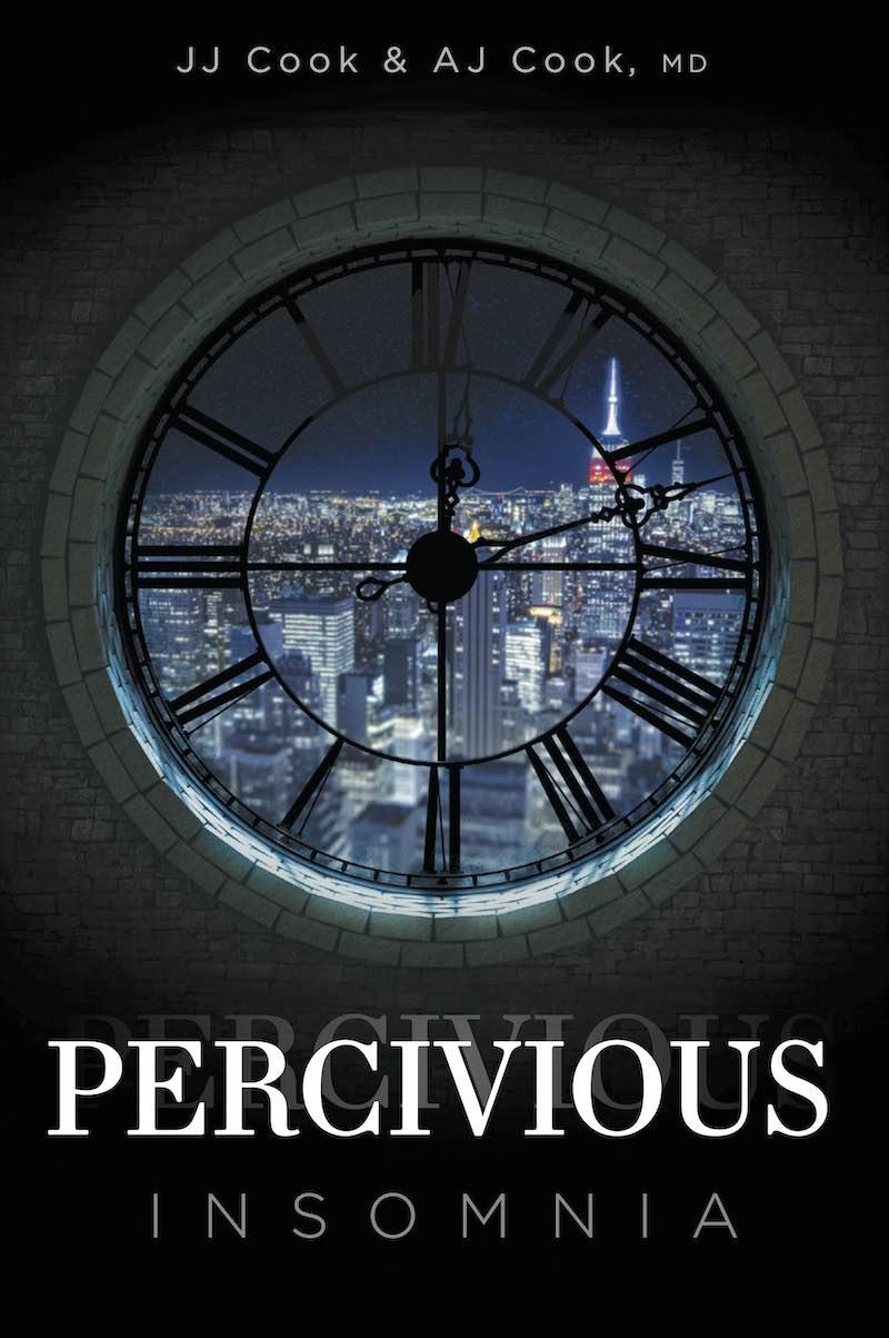 J.J. Cook A.J. Cook Percivious Insomnia cover