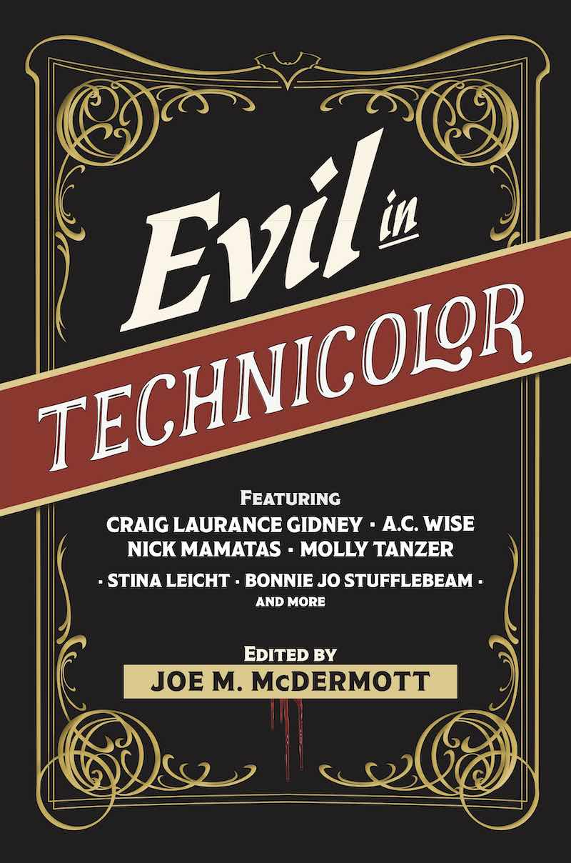 Joe M. McDermott Evil In Technicolor