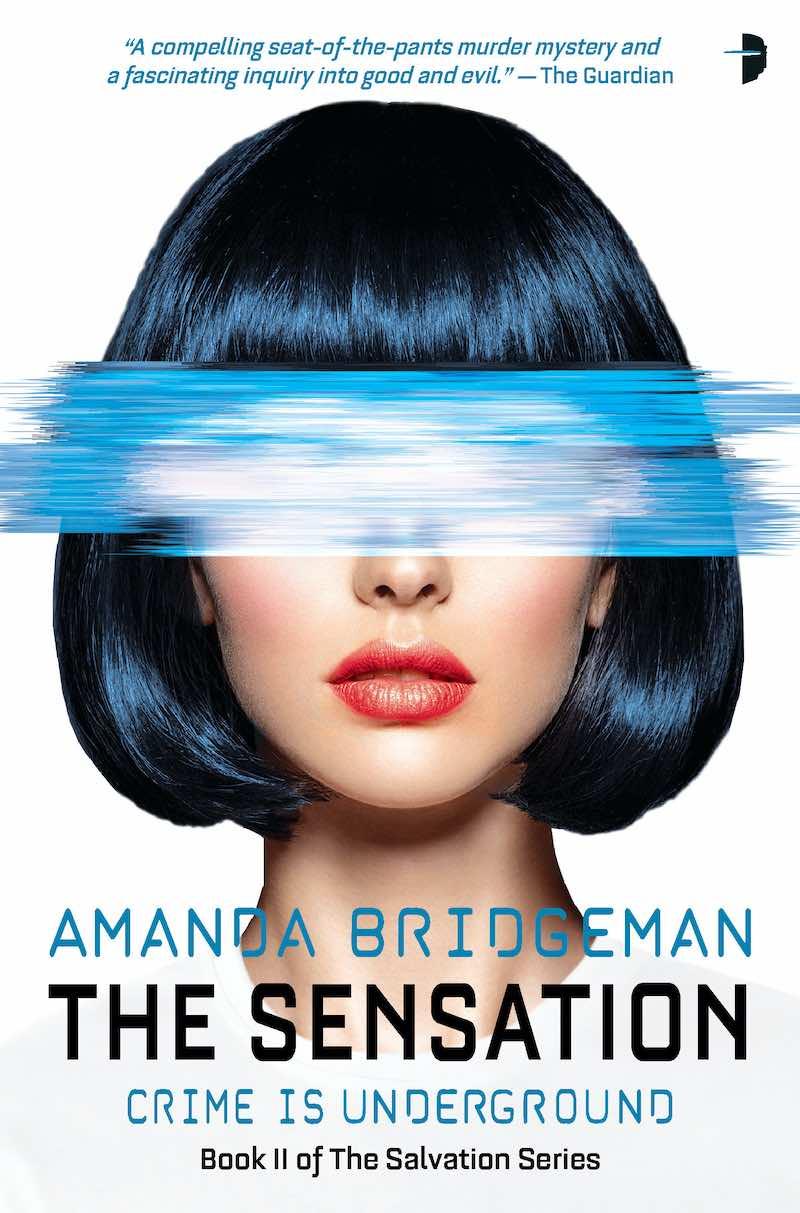 Amanda Bridgeman The Sensation The Subjugate The Salvation
