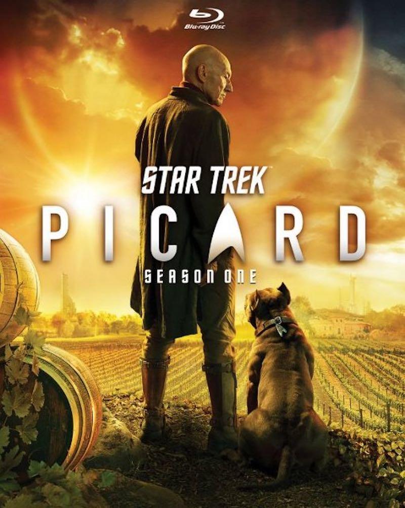 Star Trek Picard Season One Blu-ray DVD