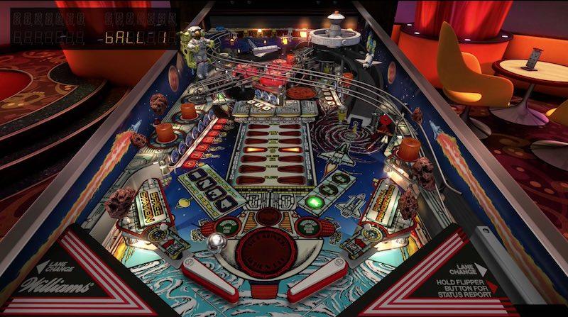 Williams Pinball Volume 6 Pinball FX3 Space Station