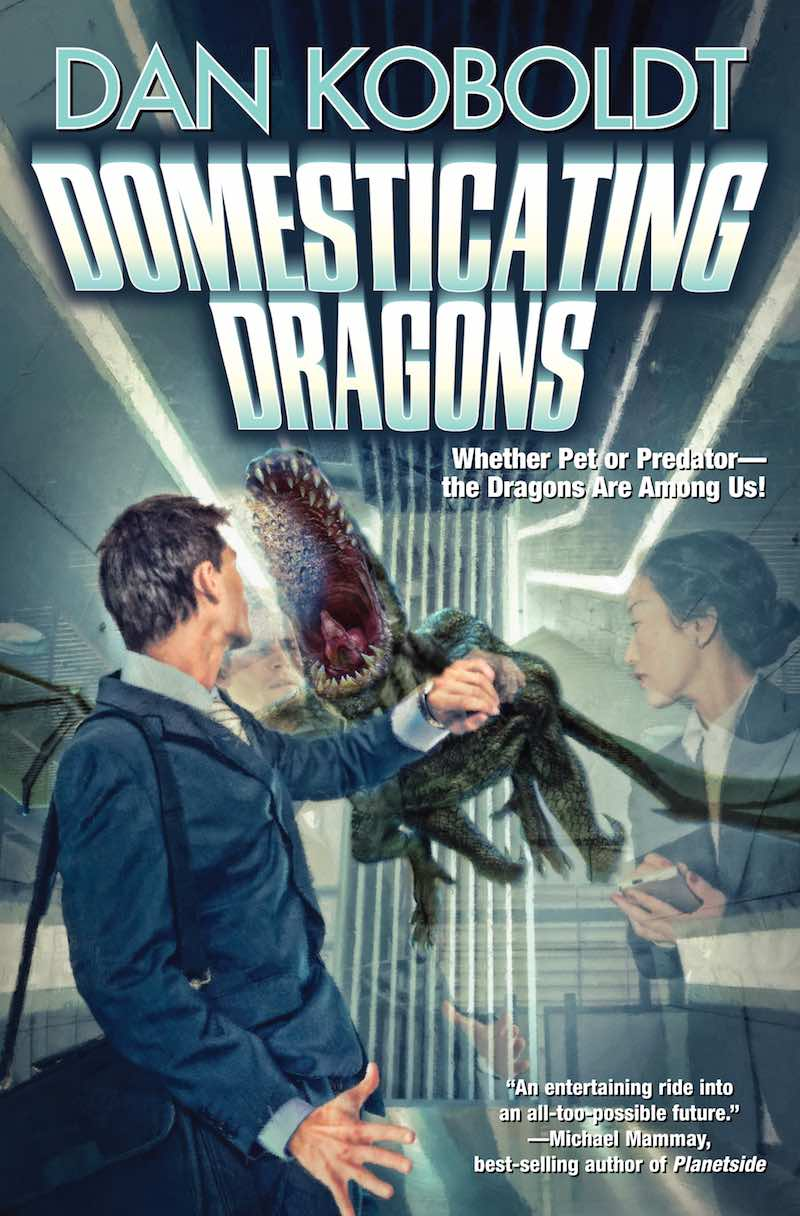 Dan Koboldt Domesticating Dragons
