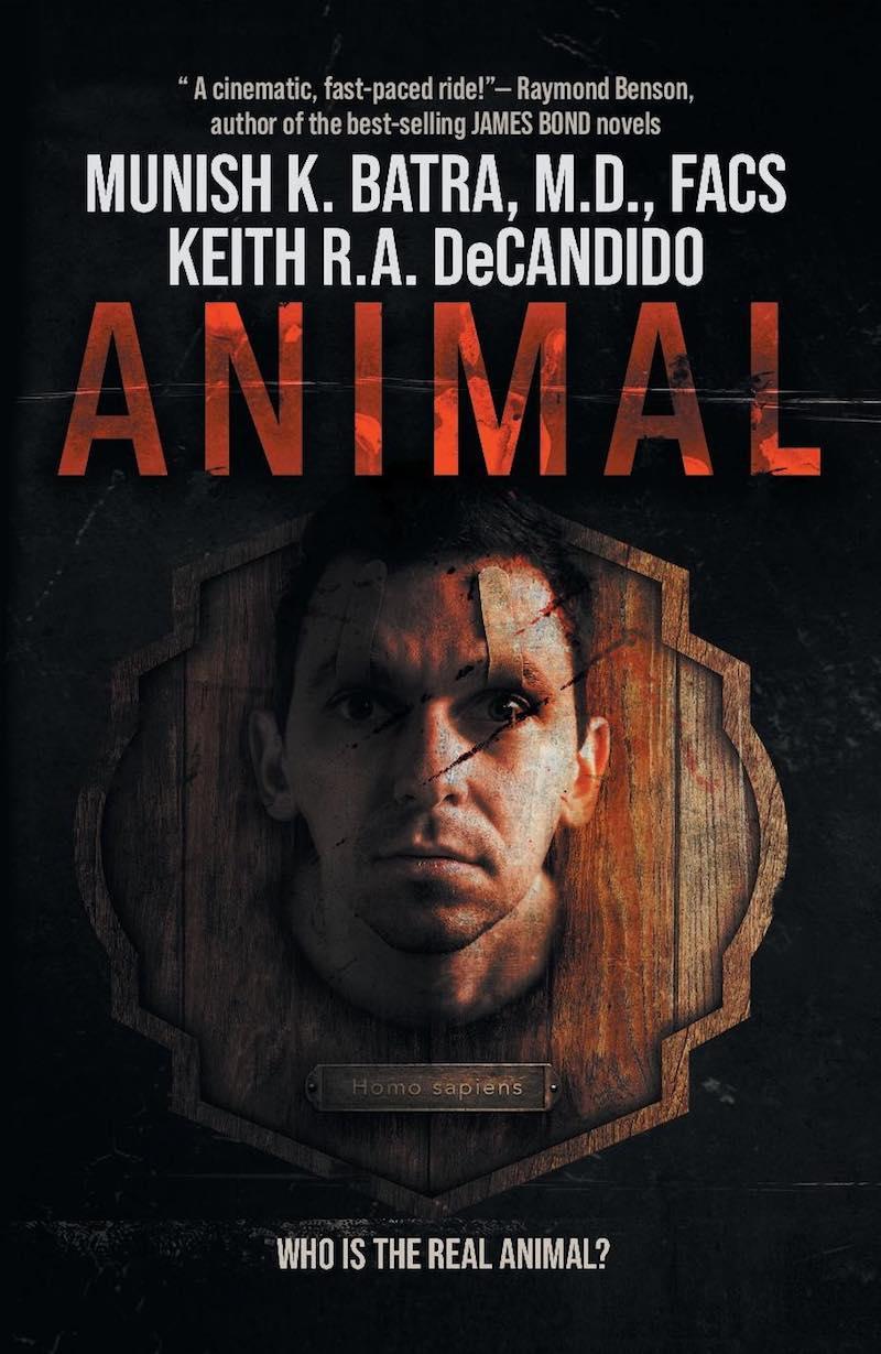 Keith R.A. DeCandido Animal