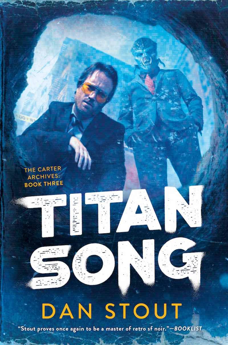 Dan Stout Titan Song The Carter Archives