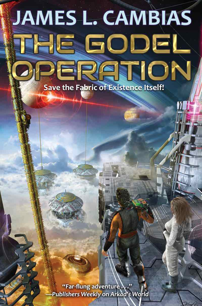 James L. Cambias The Godel Operation