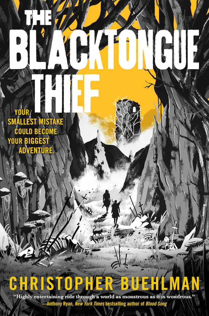 Christopher Buehlman The Blacktongue Thief