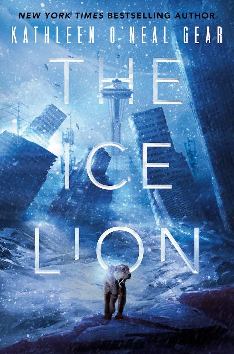 Kathleen O'Neal Gear The Ice Lion