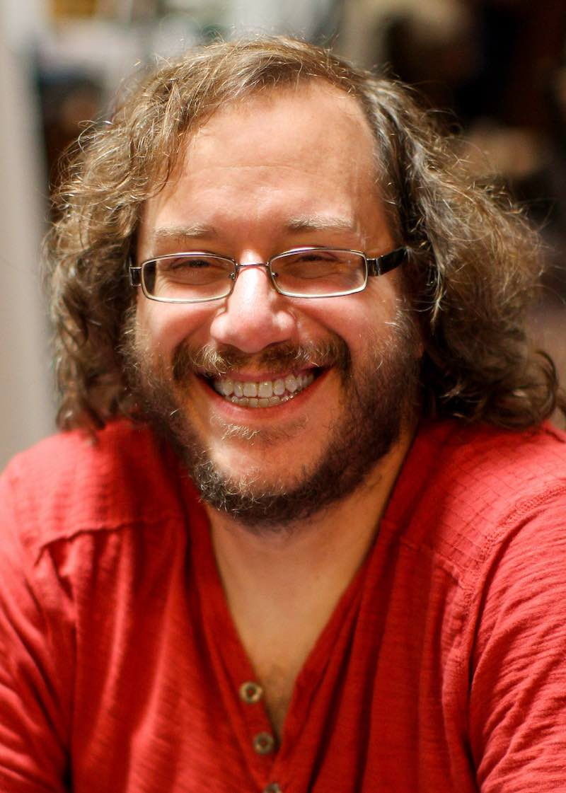Keith R.A. DeCandido All-The-Way House Systema Paradoxa
