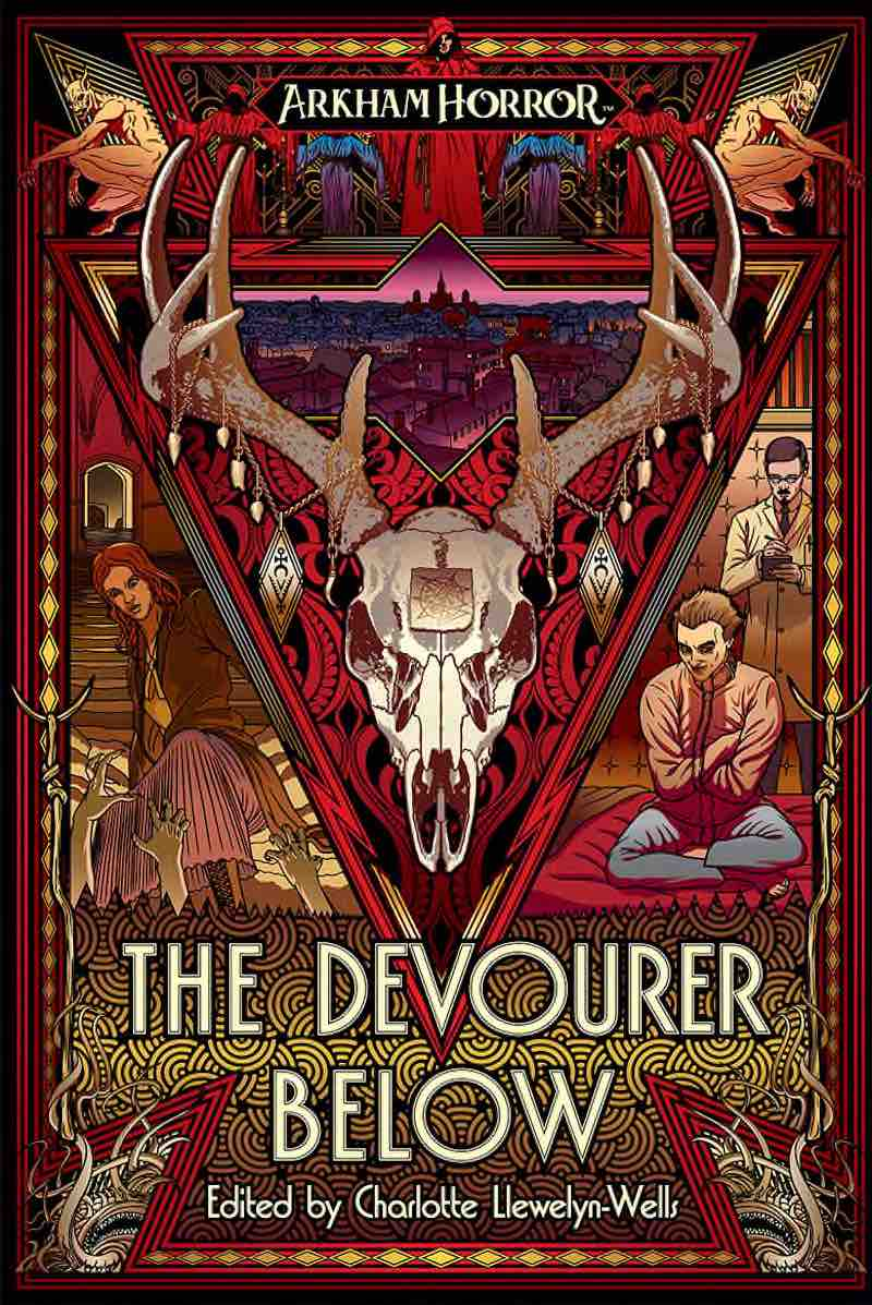 Charlotte Llewelyn-Wells Arkham Horror The Devourer Below