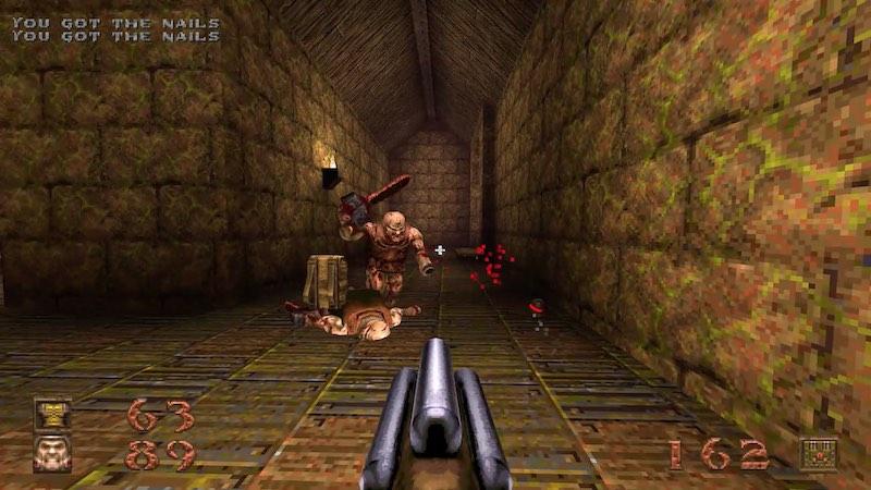 Quake 2021 Enhanced Re-Release