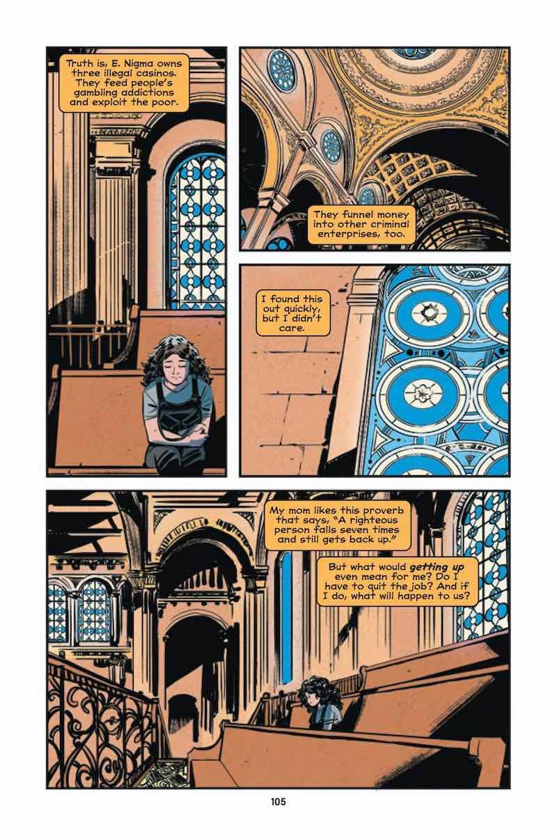 E. Lockhart Whistle A New Gotham City Hero