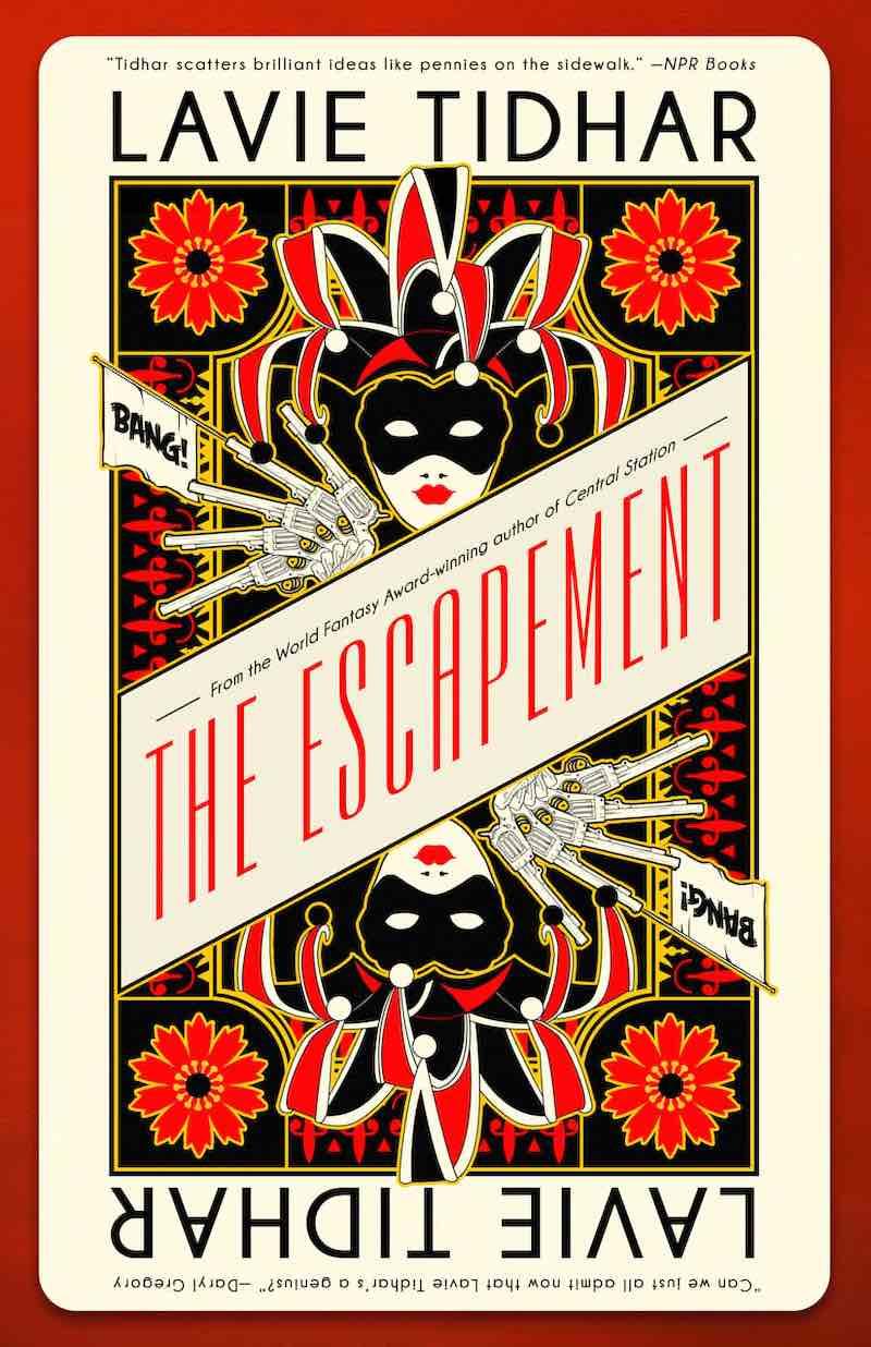 Lavie Tidhar The Escapement
