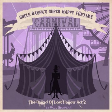 uncle raven carnival cover