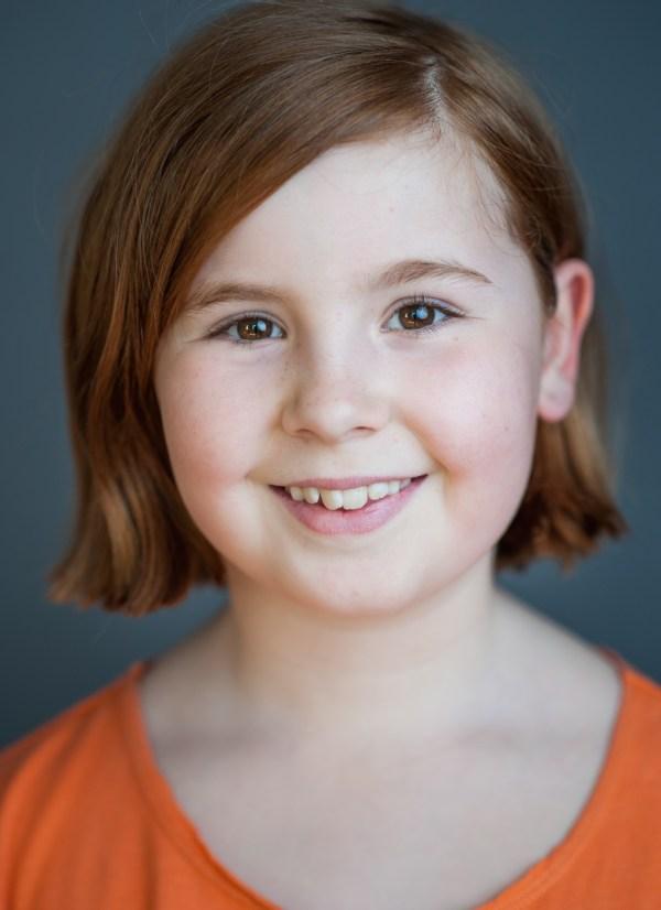 Junior Actor Headshots Portfolio - Paul Smith Photography