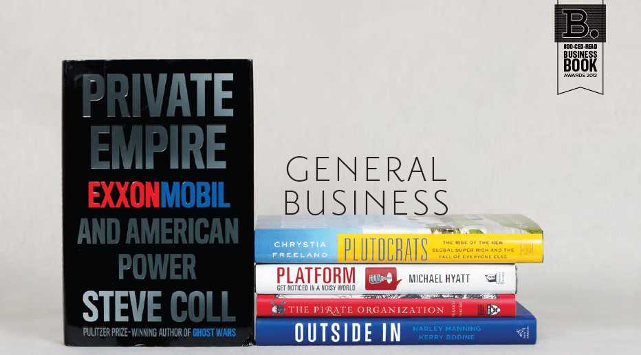 Top Business Books Every Young Professional Must Read (1/6)