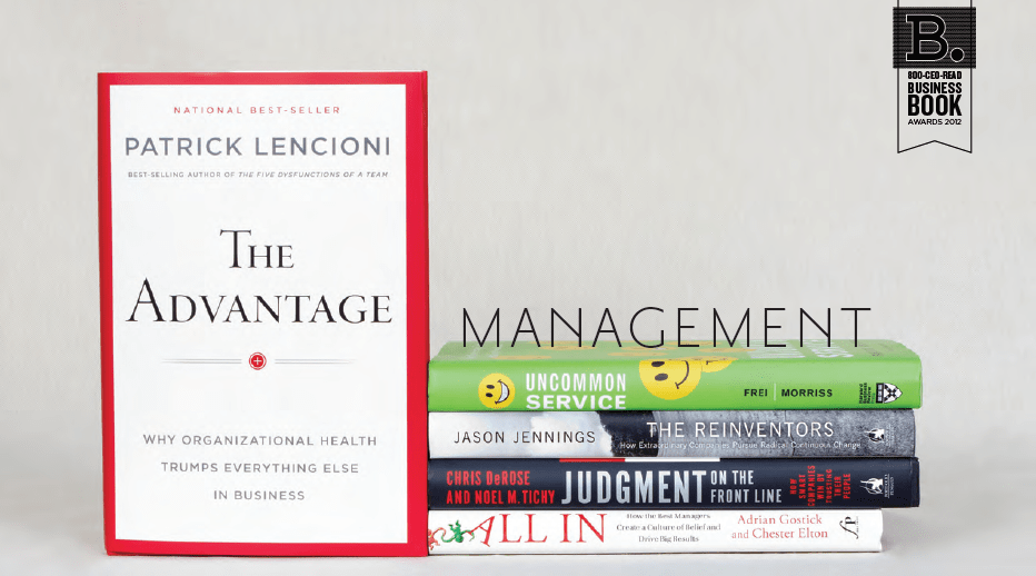 Top Business Books Every Young Professional Must Read (3/6)